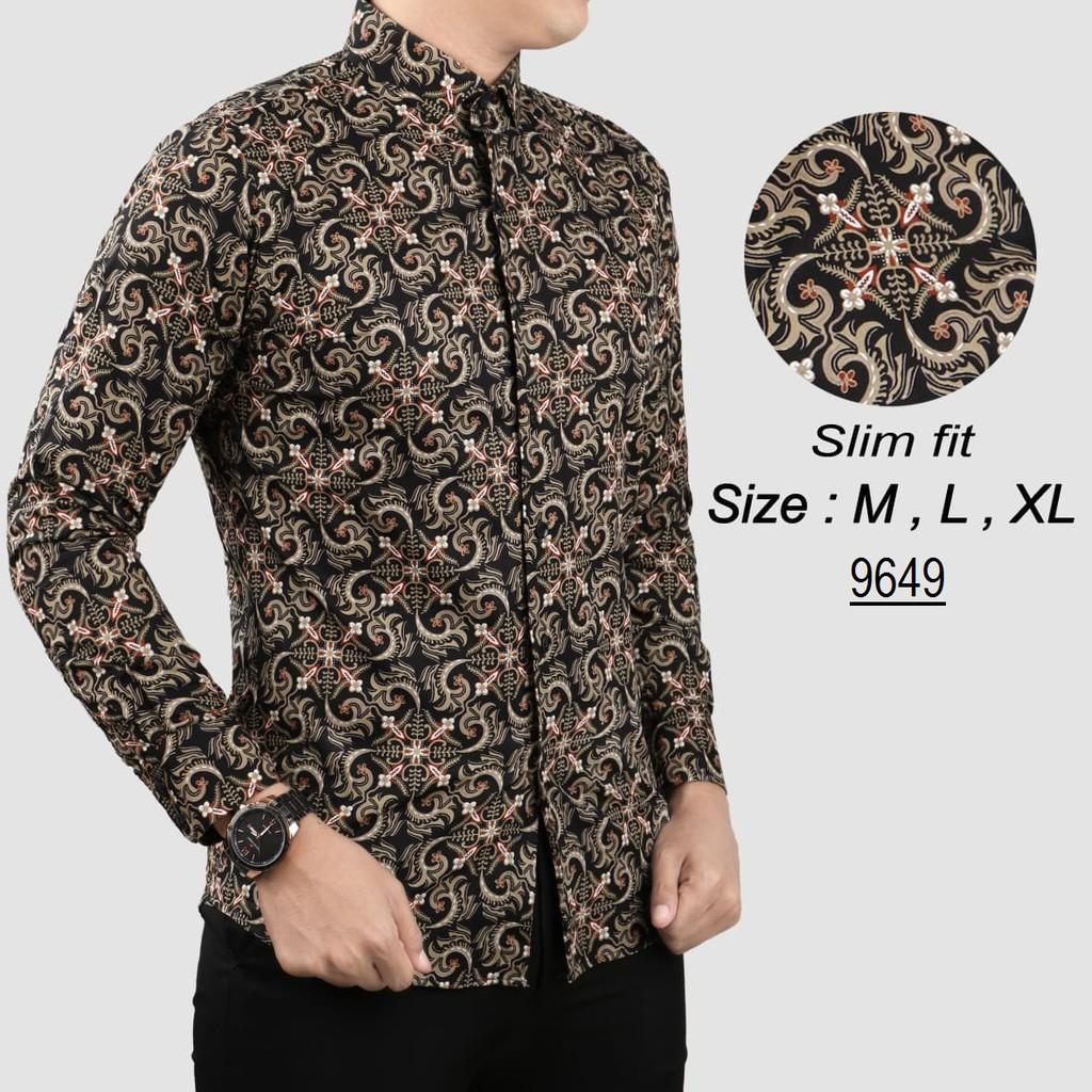 Baju Kemeja Batik ...