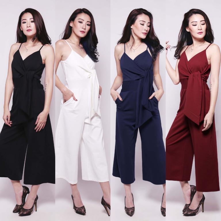 Dapatkan Harga murah wanita Diskon | Shopee Indonesia -. Source · Jual Jumpsuit Wanita Overall