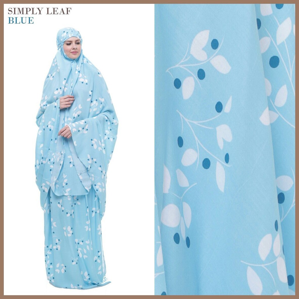 Rumahtazkia Savannah Purple Shopee Indonesia Mukena Tazkia Rayon Autumn Leaf Tosca