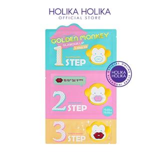 Holika Holika Golden Monkey Glamour Lip 3 Step Kit thumbnail