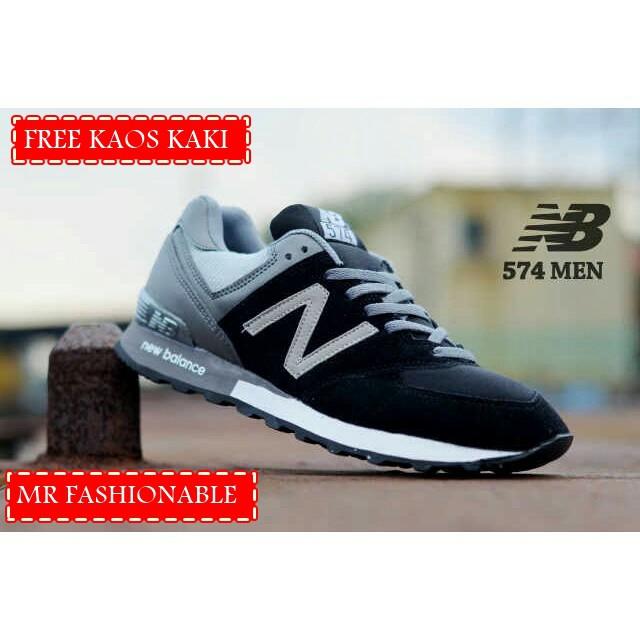 New Product Sepatu New Balance Limited Navy   Biru Olahraga Gym Fitness  Running Free Ongkir  1efbc247bc