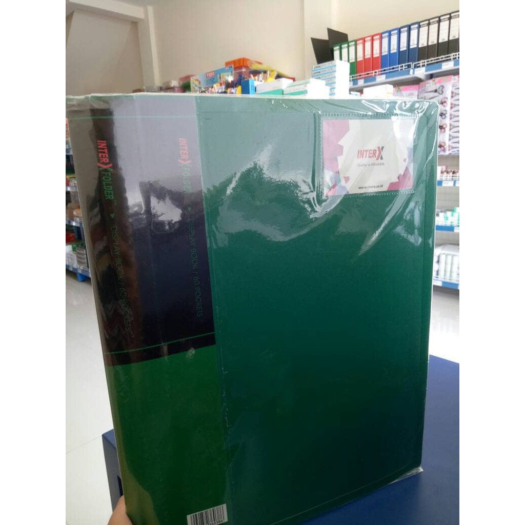 Bantex Display Book A3 Isi 20 Lembar Shopee Indonesia Potrait Pockets Red 3163 09
