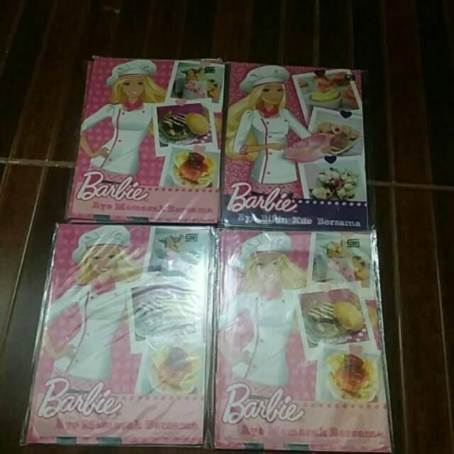 Ayo Memasak Bersama Atau Bikin Kue Bersama Barbie Shopee Indonesia