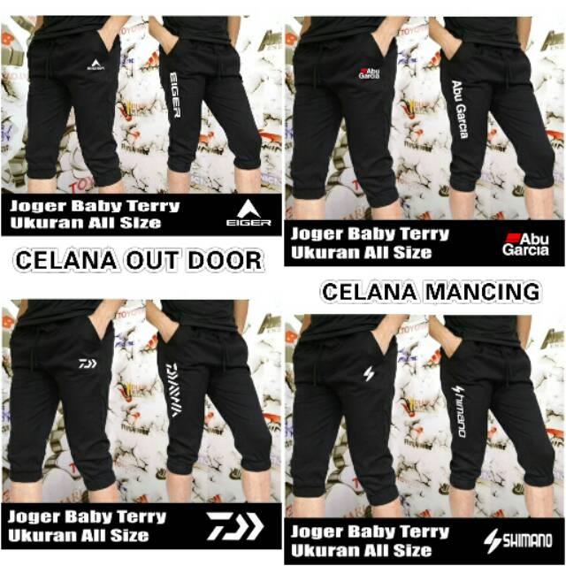 Celana Mancing 7 8 Shopee Indonesia