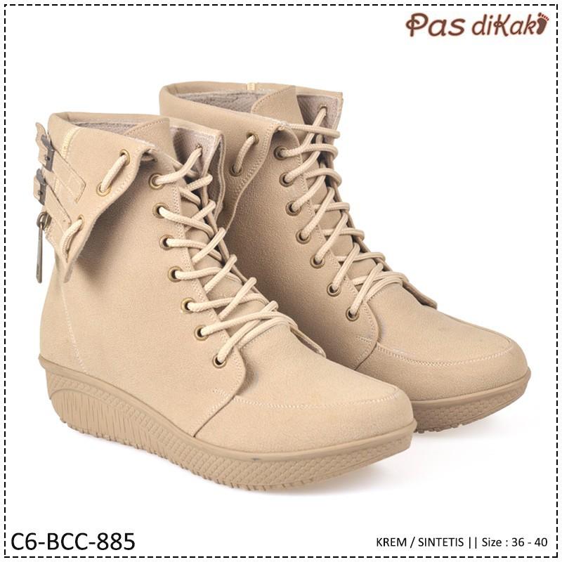 sepatu boots hitam - Temukan Harga dan Penawaran Boots   Ankle Boots Online  Terbaik - Sepatu Wanita Desember 2018  3ae7ef9532