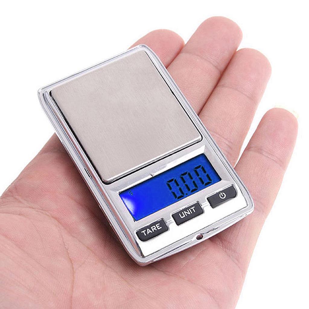Perbandingan harga Timbangan Saku Digital Mini 200g / 0.01 untuk Perhiasan lowest price - only 57.530Rp