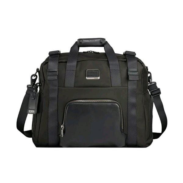 Tumi Alpha Bravo Buckley Duffel Bag Tas
