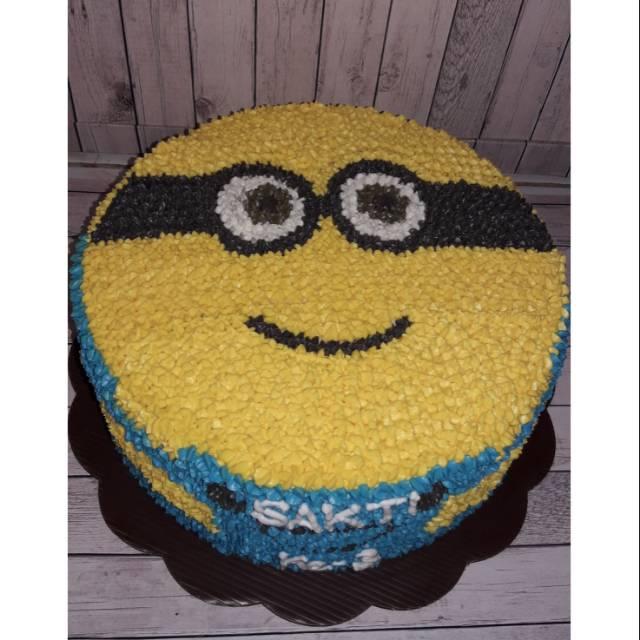 Kue Ulang Tahun Karakter Minion