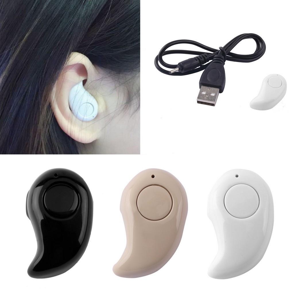 Bayar Di Tempat Headset Bluetooth Handsfree Bluetooth Mini Earbud S530 Shopee Indonesia
