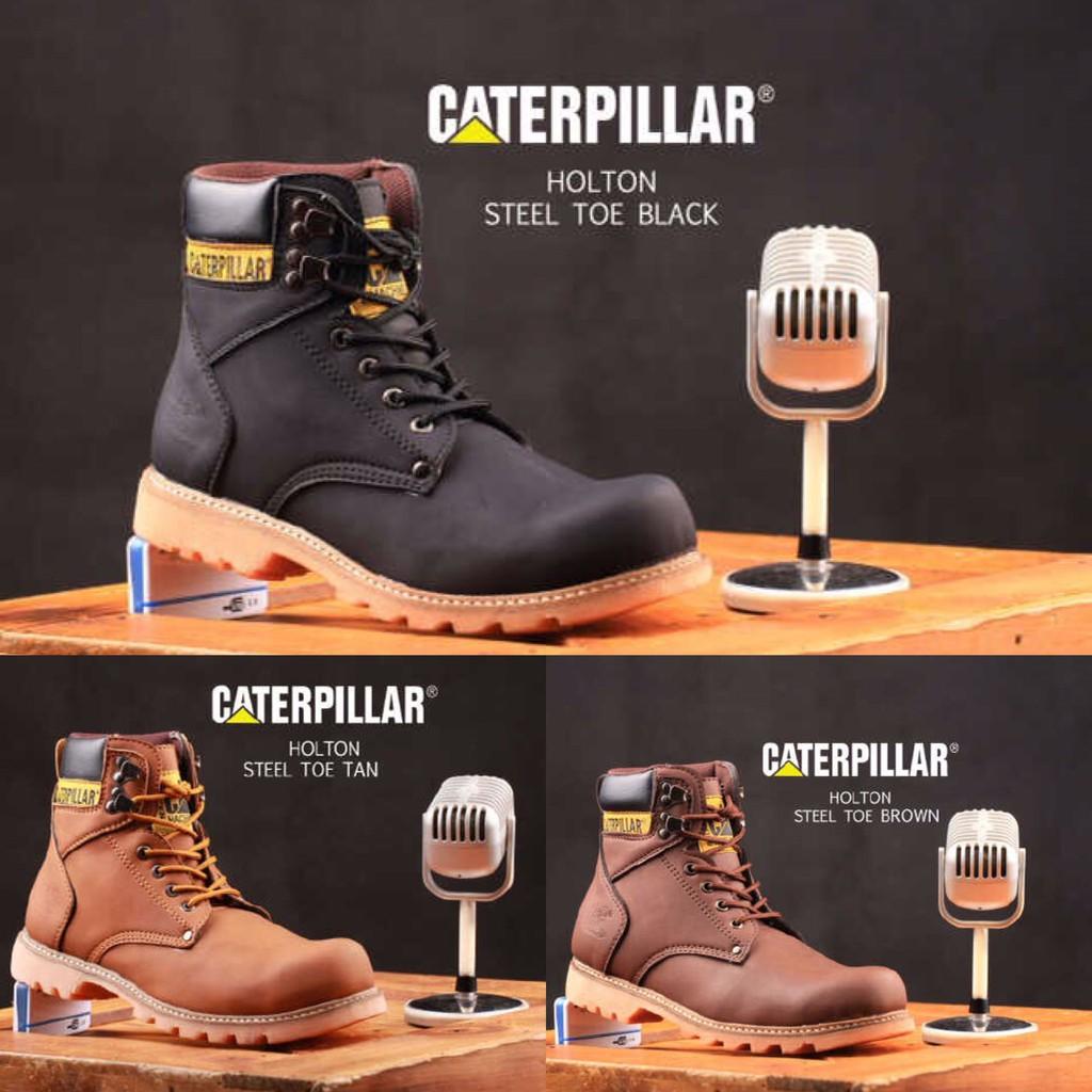 Dapatkan Harga safety boots Sepatu Formal Diskon  d869f5e6a4