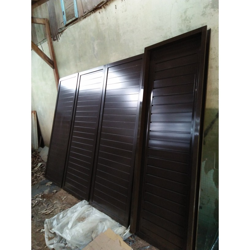 Terbatas Pintu Kamar Mandi Aluminium Shopee Indonesia
