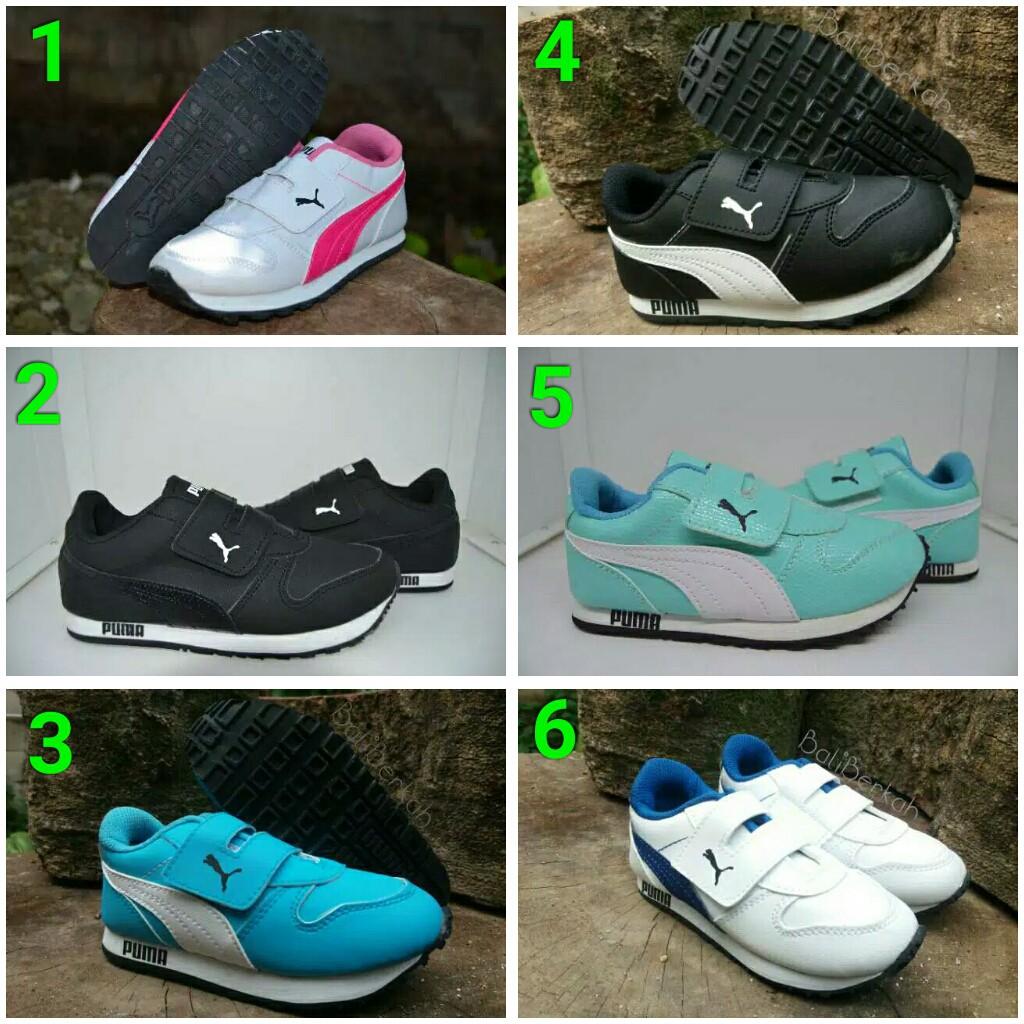 Sepatu Puma Anak Sneakers Anak Sepatu Anak Murah Sepatu Anak