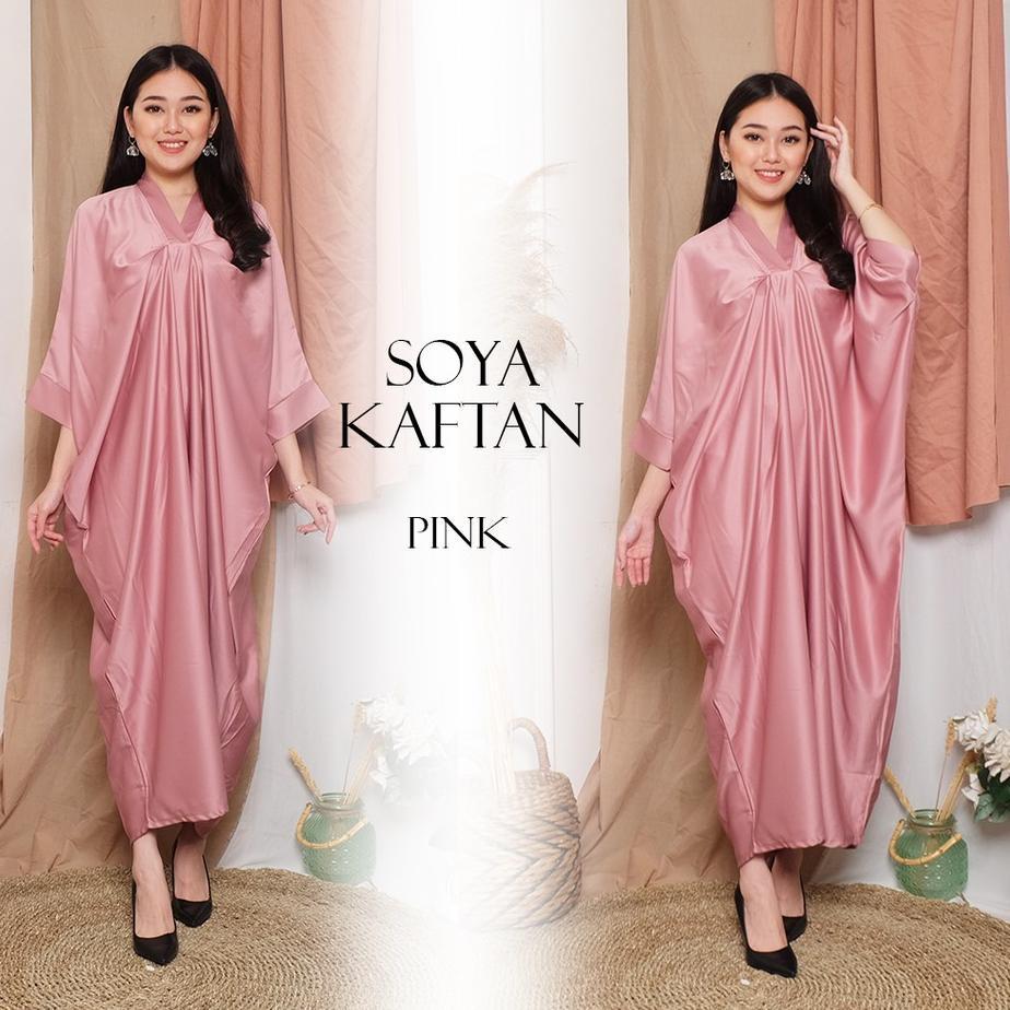 Kdjf Png Soya Kaftan Modern Wanita Kaftan Muslim Baju Muslim Shopee Indonesia