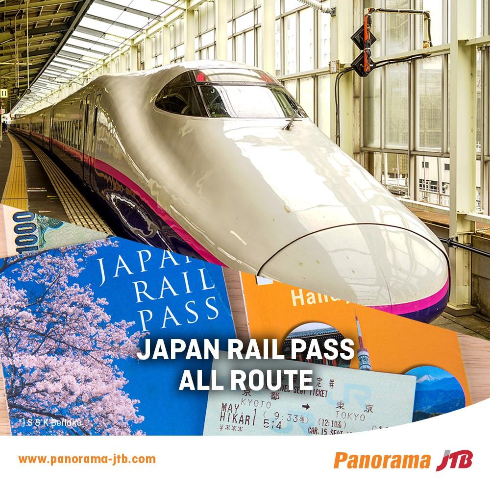 Promo Belanja Jrpass Online September 2018 Shopee Indonesia Jr Pass Tokyo Osaka Hokuriku Arch Anak 6 11 Thn