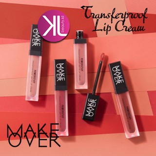 Make Over Powerstay Transferproof Matte Lip cream thumbnail