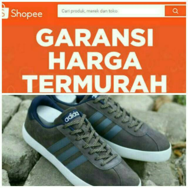 Sepatu Original BNWB Adidas Cloudfoam Speed Navy - Adidas Cloudfoam Speed  Navy Original BNWB  b3dd10f7e5