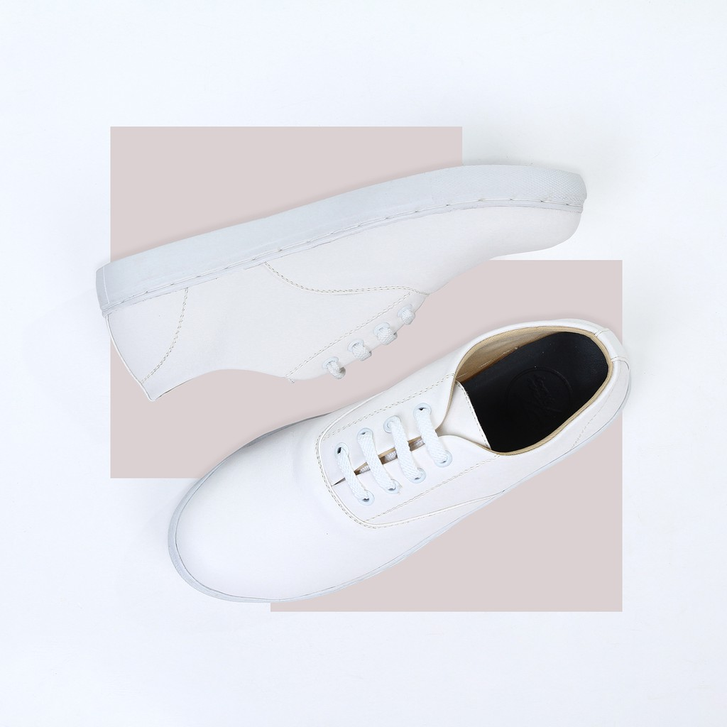 Dr Kevin Women Sneakers 43363 2 Color Options Black Red 43364 Hitam 39 Shopee Indonesia