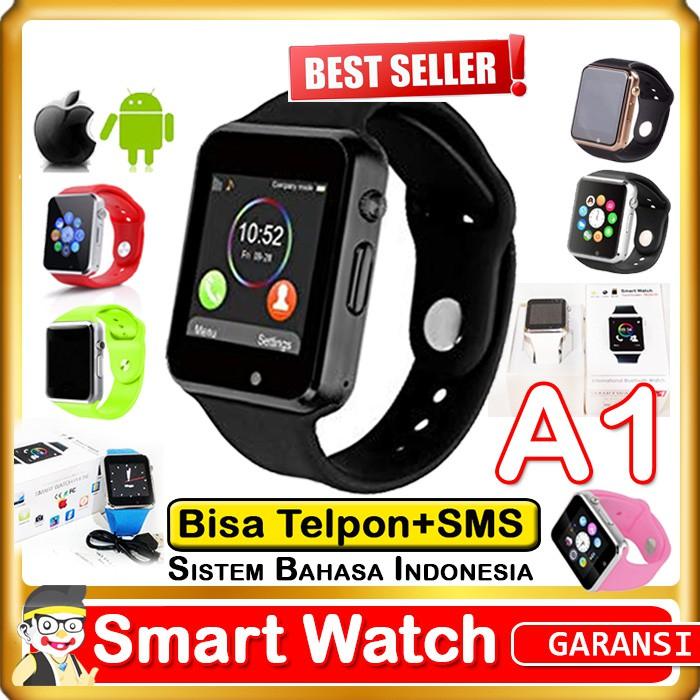 Jam Hp/Jam Tangan Hp U9 / DZ09 / SmartWatch TouchScreen / Memory Support SIM card bisa nelp sms | Shopee Indonesia
