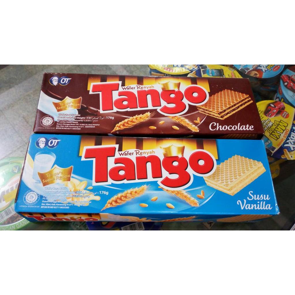 Orang Tua Tango Vanila Cokelat Keju Wafer Biskuit Daftar Harga Produk Ukm Bumn Cemilan Jagung Emping Isi 3