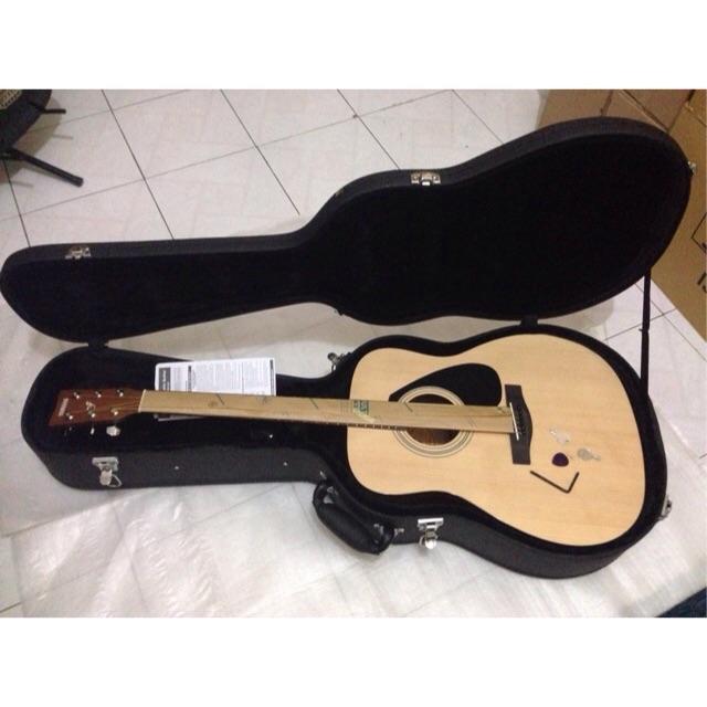 Gitar Yamaha F310 Original Free Softcase Dan Pick