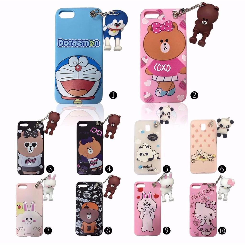 Samsung Galaxy j7 Core Soft Case Gantungan Boneka Imut Dan Lucu | Shopee Indonesia