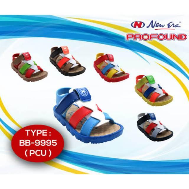 Sandal Sepatu Sandal Gunung Anak Newera New Era Bb 9995 Shopee