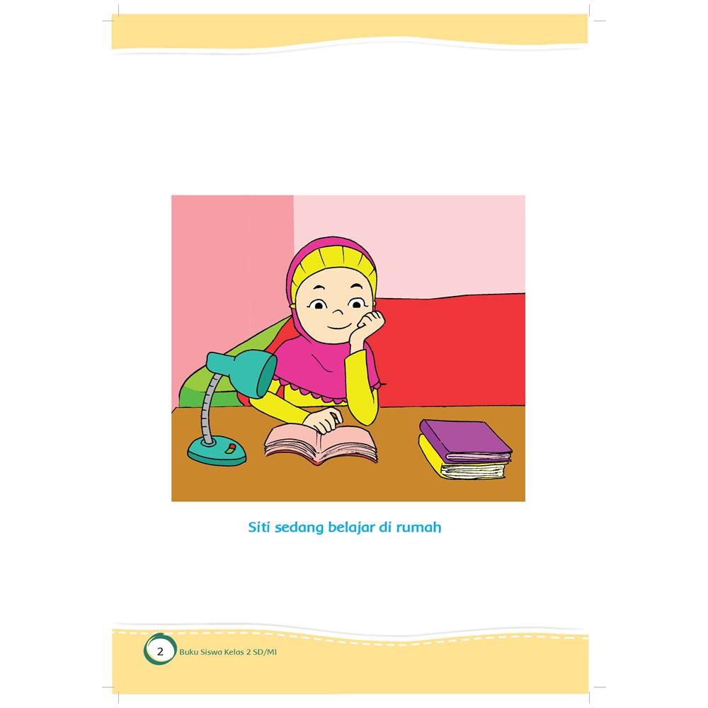 Buku Tematik Sd Kelas 2 Tema 3 Tugasku Sehari Hari K13 Revisi 2017 Shopee Indonesia