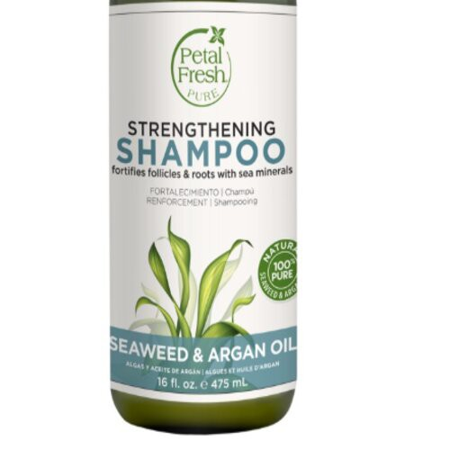 Petal Shampoo Seaweed & Argan 475ml-2