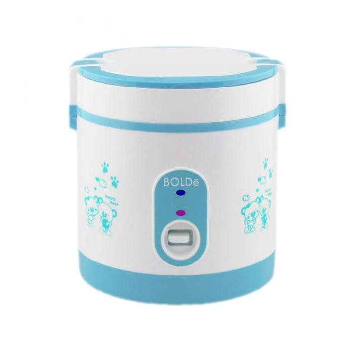 BOLDe Rice Cooker Mini 0.6 Liter - SUPER COOK - utama_electronic