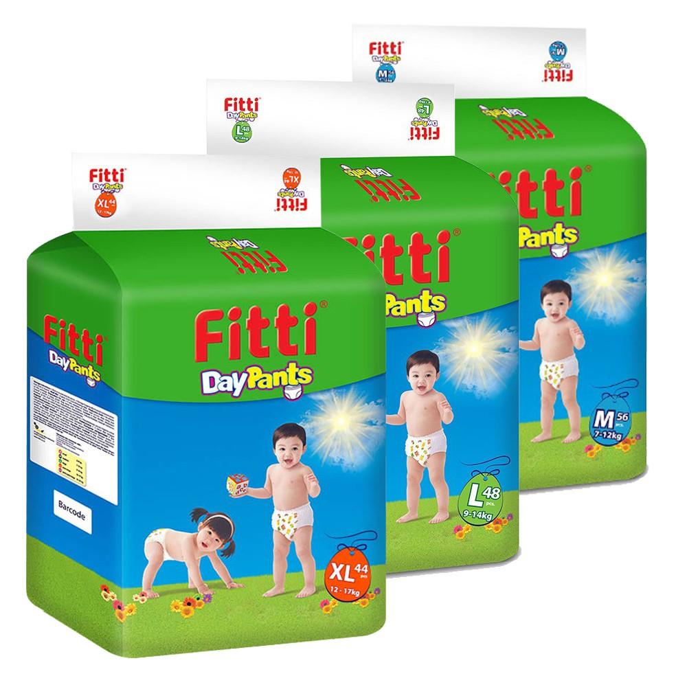 Fitti Day Night Pants Xl44 Shopee Indonesia Goon Bonus 4pcs
