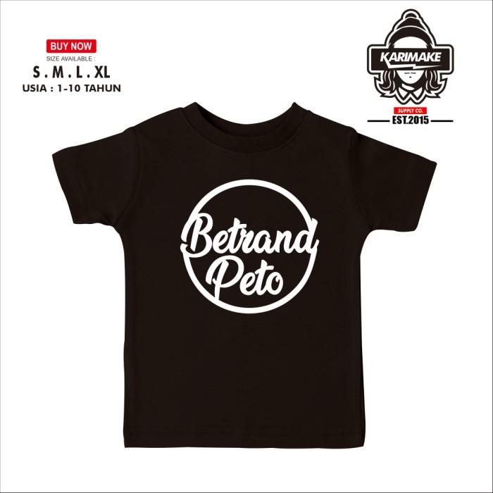 Murah Kaos Baju Anak BXB Bento X Bensu Betrand Peto Ruben Onsu Fans Base Keren