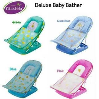 mastela deluxe baby bather / kursi mandi bayi / baby bather. habis .