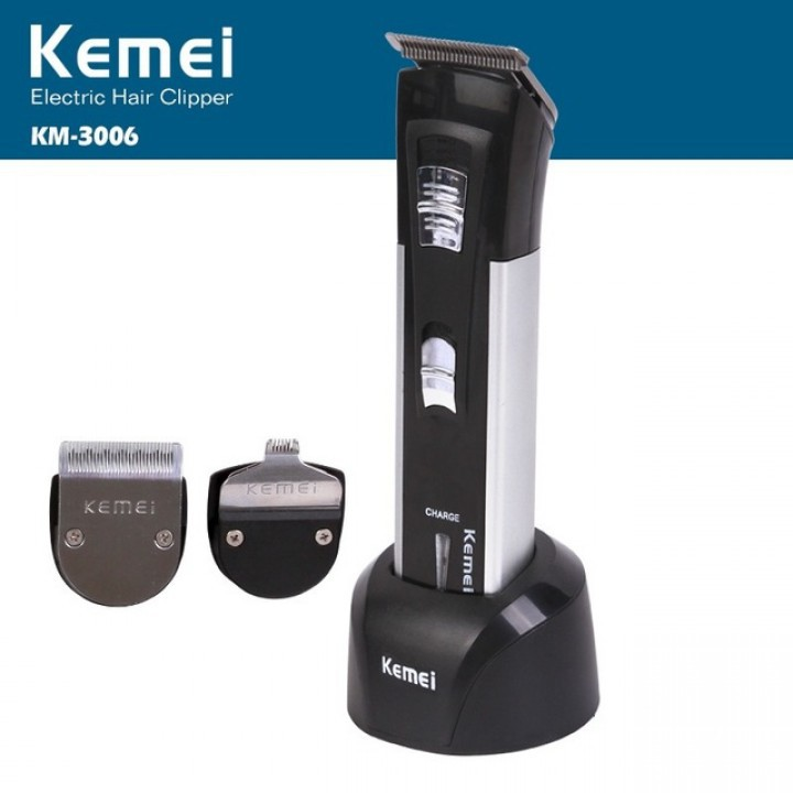 KEMEI KM-809A Electric Rechargeable Hair Clipper Trimmer with LCD Screen  2f90b5f45c