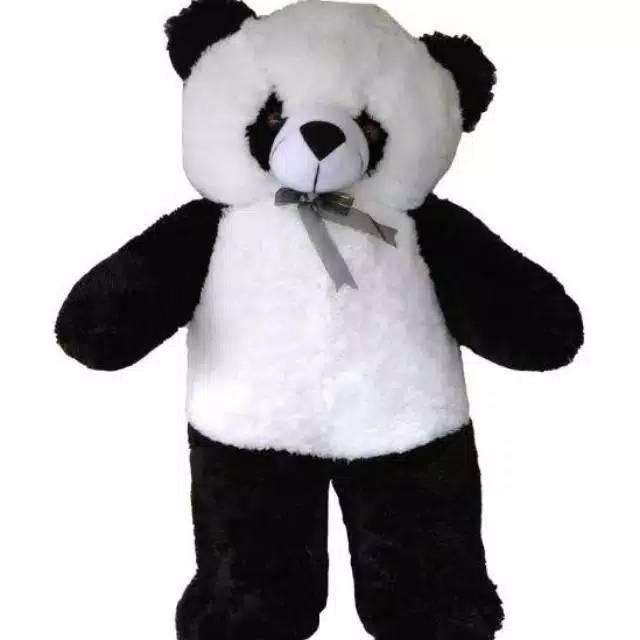 Boneka Panda Love Lucu Panda Love Ukuran L Boneka Panda Love