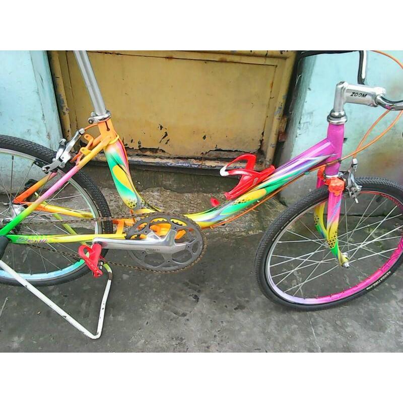 Sepeda Mini Track Shopee Indonesia