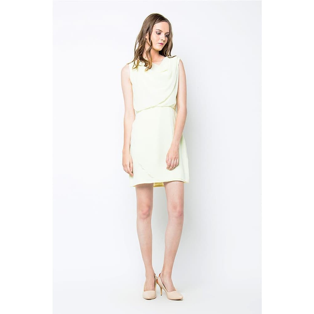 Hot Salles | Alivelovearts Davinci Cream Heels Fashion Sepatu Wanita Termurah - Ivory, ...
