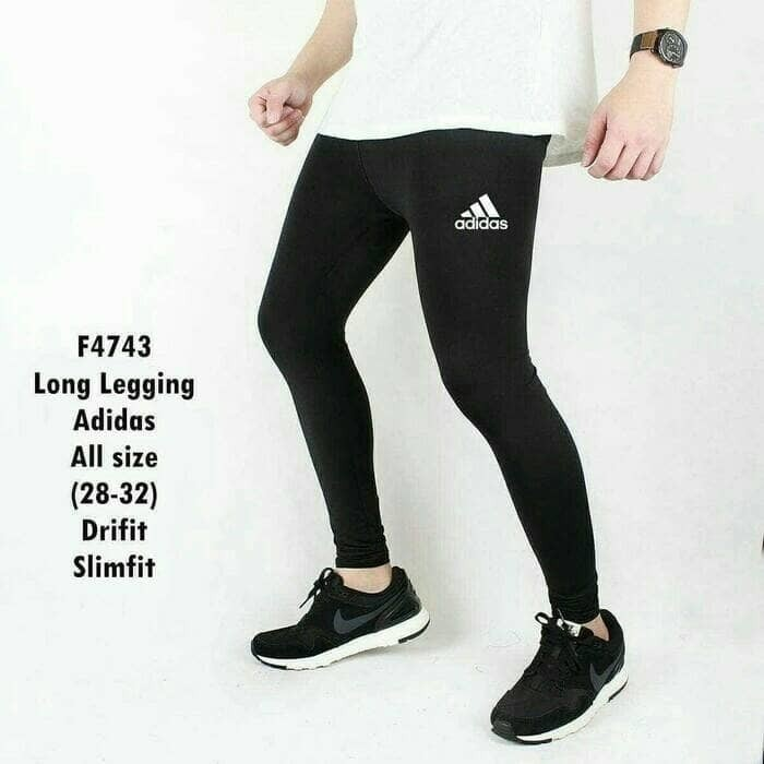 024e261940b6b6 Celana Manset Baselayer Panjang Longpants Training Gym Legging Renang Nike  Adidas UA | Shopee Indonesia
