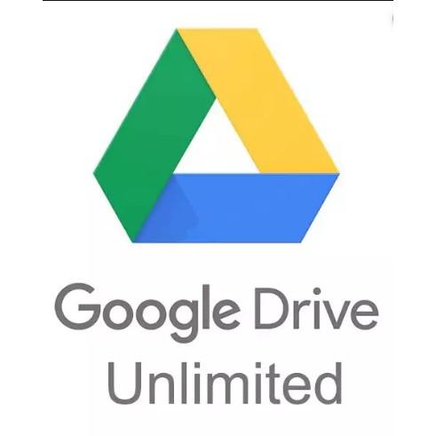 Google Drive Unlimited Custom Username Tidak Terbatas D25 Shopee Indonesia