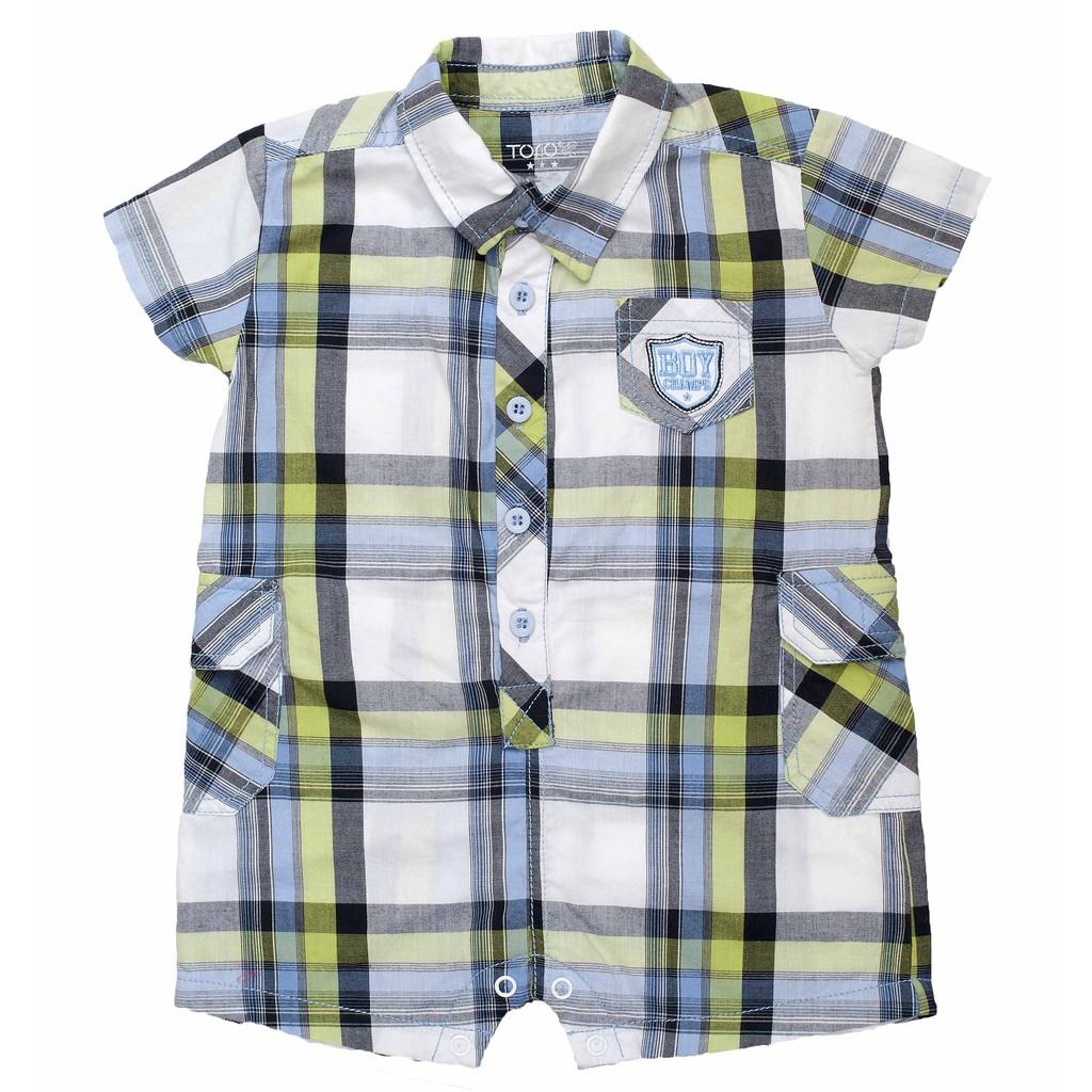 Baju Anak Laki Torio Prestige Casual Set Shopee Indonesia Bayi Perempuan Basic B65 0123 3 6 M