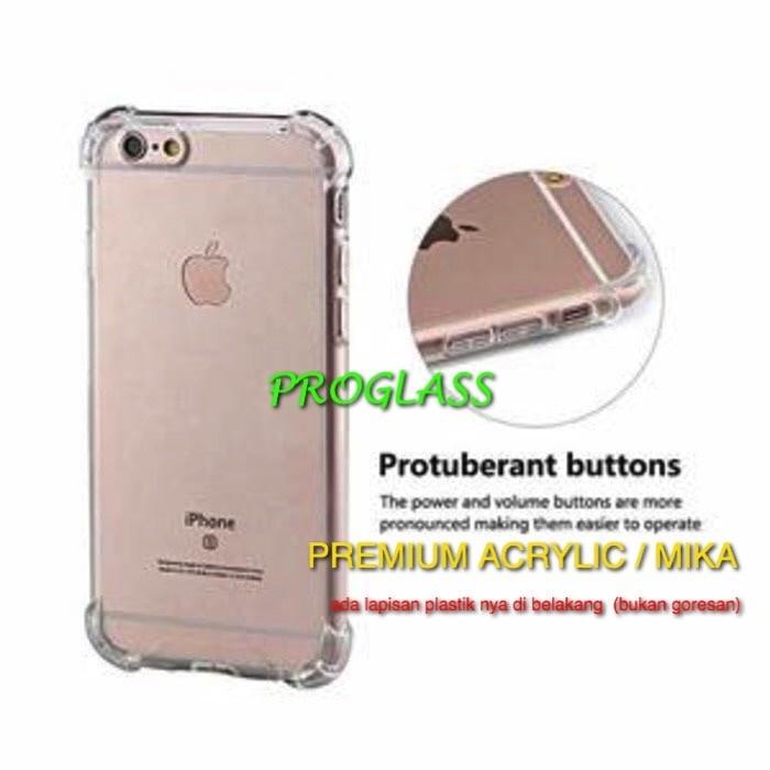 Oppo A83 Anticrack Case Anti Crack Knock Shock Fiber Soft Hard Tpu Bentur Acrylic Mika | Shopee Indonesia