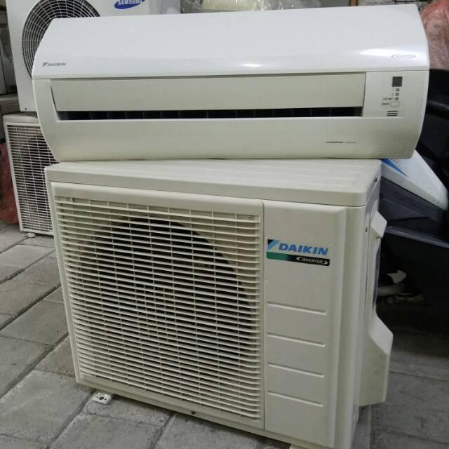 AC second bekas 1/2pk _0,5pk Daikin panasonik