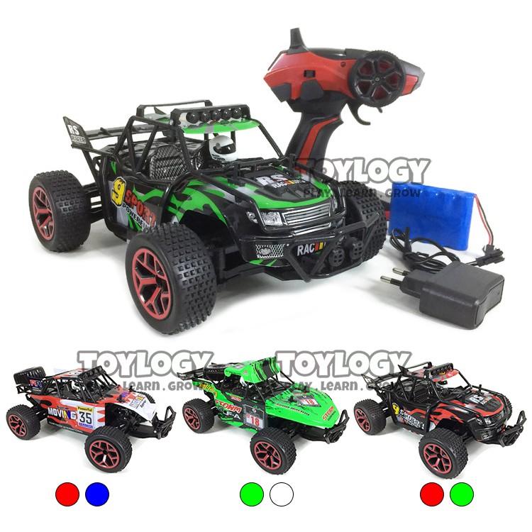 Mobil Truk Monster Off Road Remote Control Skala 1 43 4ch Shopee