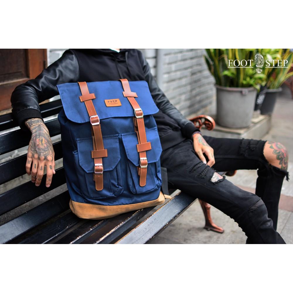 Bodypack Prodigers Santiago Navy Shopee Indonesia Tokyo Coklat