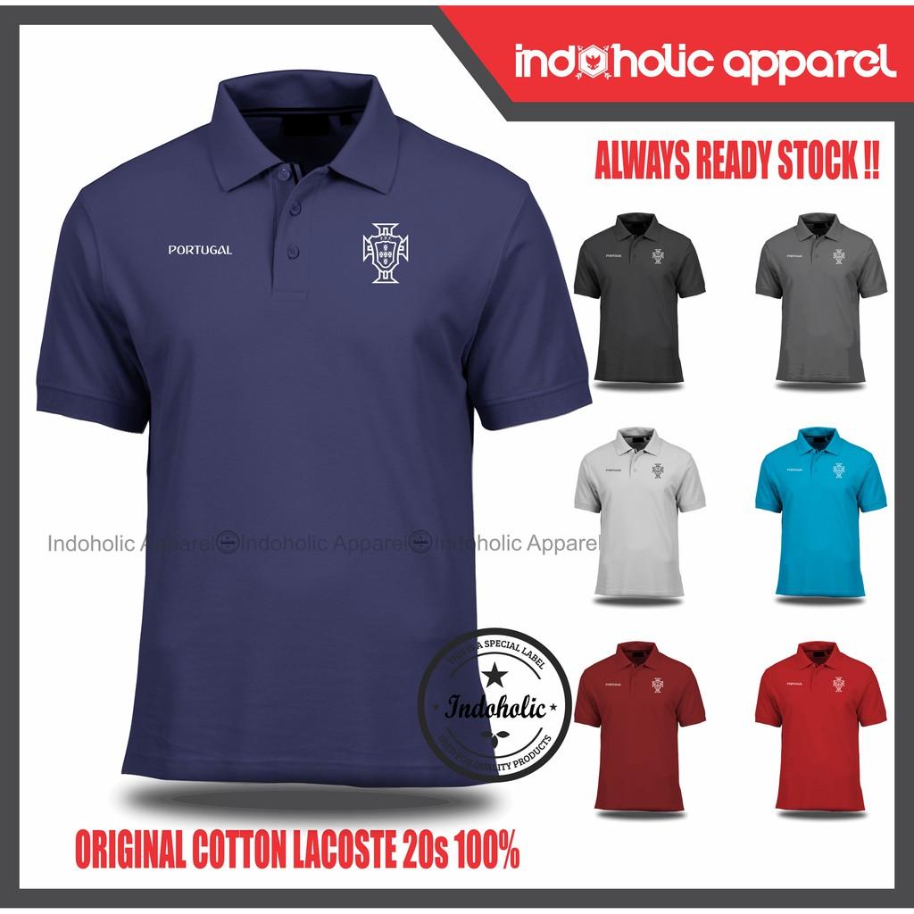 Kaos kerah Polo shirt pria eaf9dbcb15
