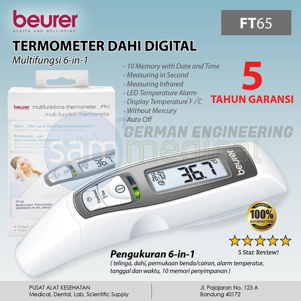 Beurer FT 15   1 - Termometer Digital Hasil Dalam 10 Detik  e4058e767c