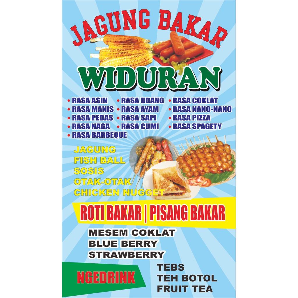 Desain Spanduk: 20+ Inspiration Desain Spanduk Roti Bakar