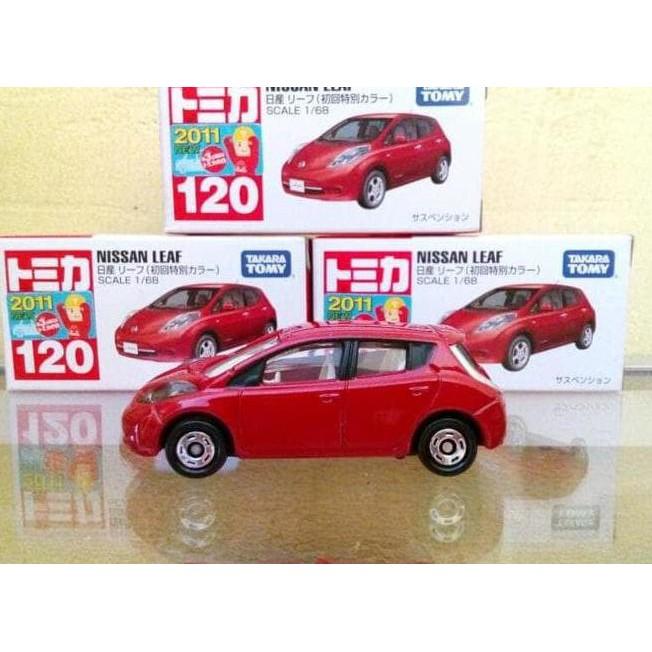 Barang Berkualitas Tomica No 120 Diecast Miniatur Mobil Nissan Leaf Harga Promo Murah Shopee Indonesia