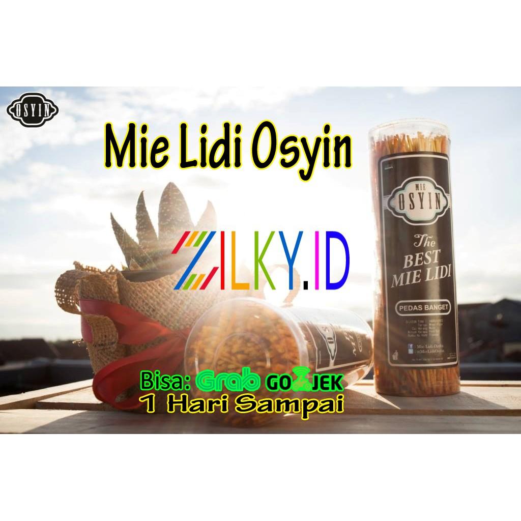 Mie Lidi Osyin Mi Me Nyere Lidian Biting Cemilan Camilan Snack Snek Jagung Bakar Pedas 140gr