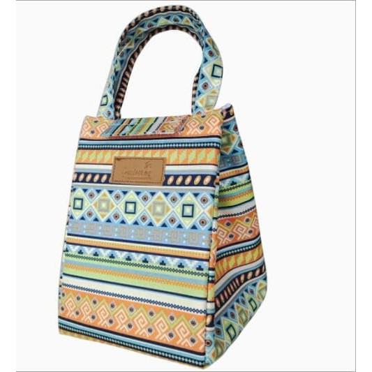 Beli TM006 - Flower Lunch bag / Cooler bag / Tas Makanan Motif Bunga Harga Lebih Murah Bersama Teman | Shopee Indonesia