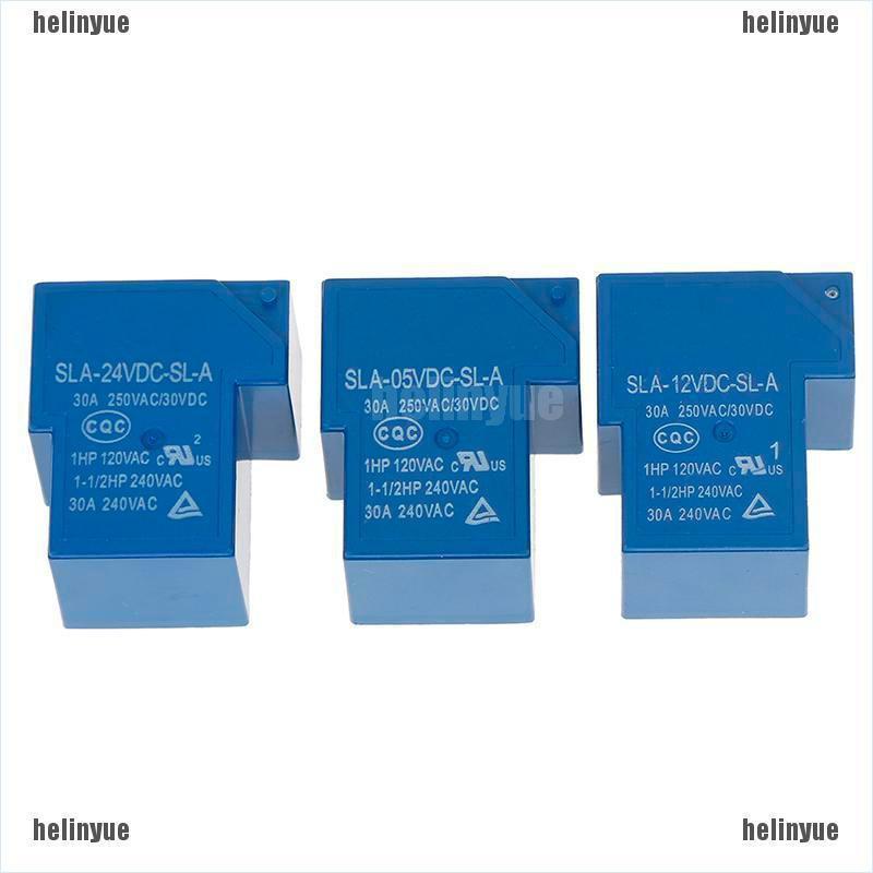 1PCS RELAY SONGLE 4 Pin SLA-12VDC-SL-A SLA-12V NEW